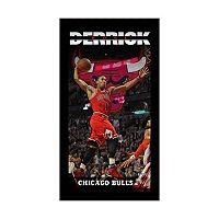 Steiner Sports Chicago Bulls Derrick Rose 10