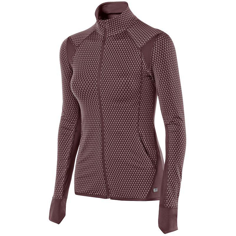 Women's ASICS Fit-Sana Workout Jacket