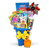 Alder Creek Jumbo Easter Treats & Sand Pail Gift Set