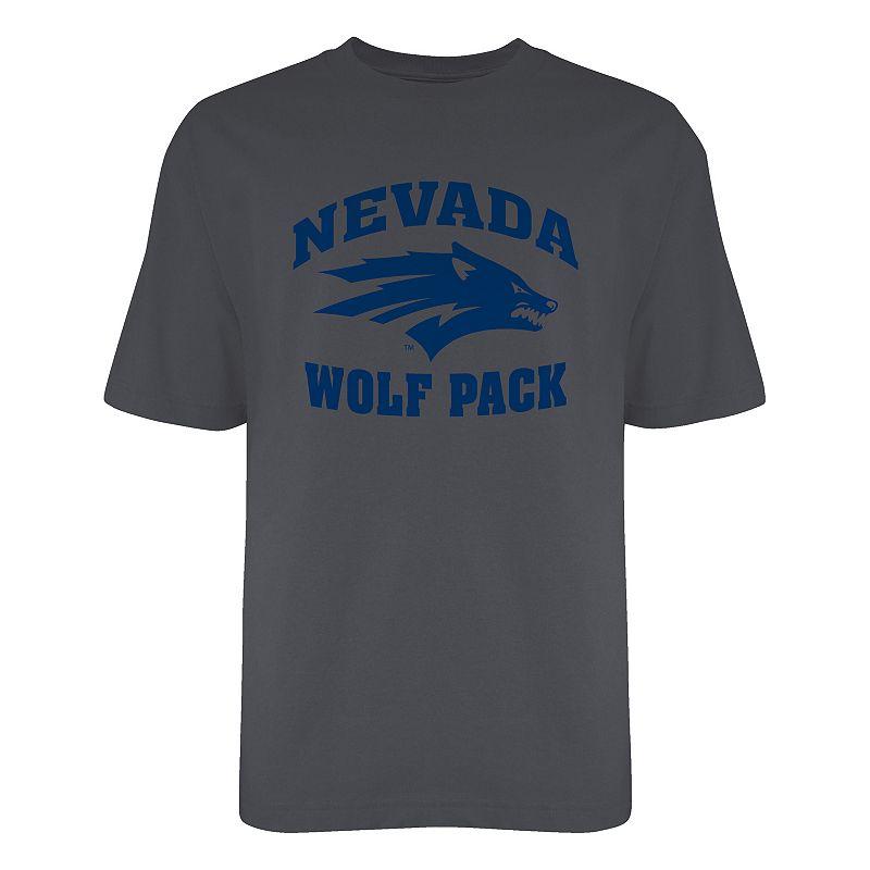 Men's Nevada Wolf Pack Mark Up Tee