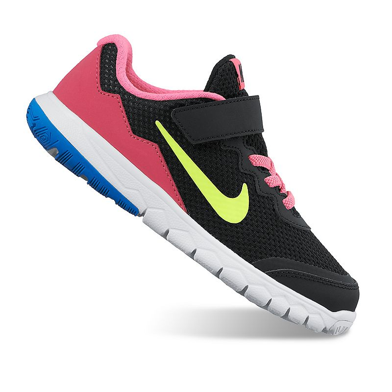 Nike Flex Experience 4 Pre-School Girls' Running Shoes