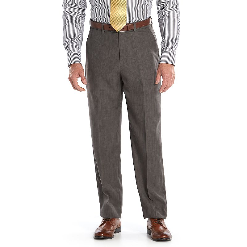 Men's Croft & Barrow® Essential Classic-Fit Dress Pants