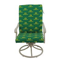 Oregon Ducks 2-Piece Chair Cushion