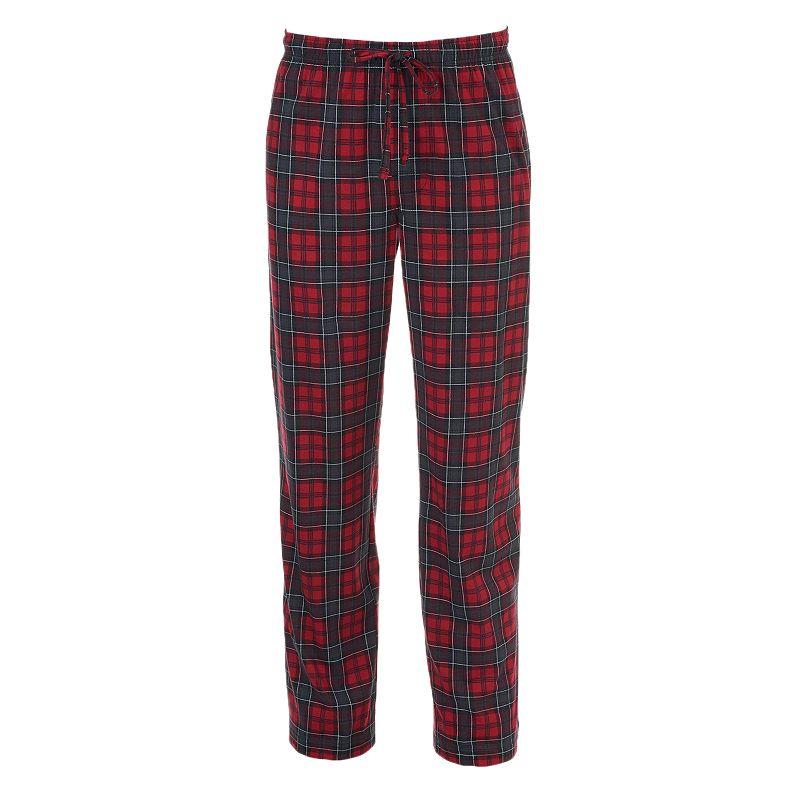 Big & Tall Croft & Barrow Patterned Knit Lounge Pants