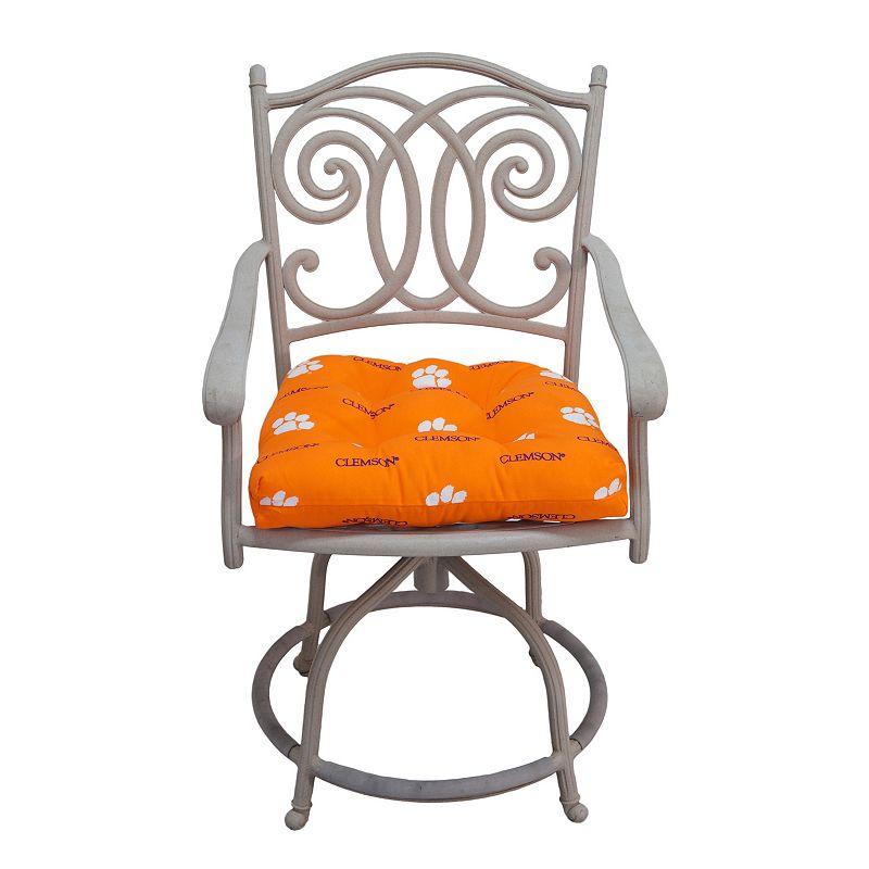Clemson Tigers D Chair Cushion
