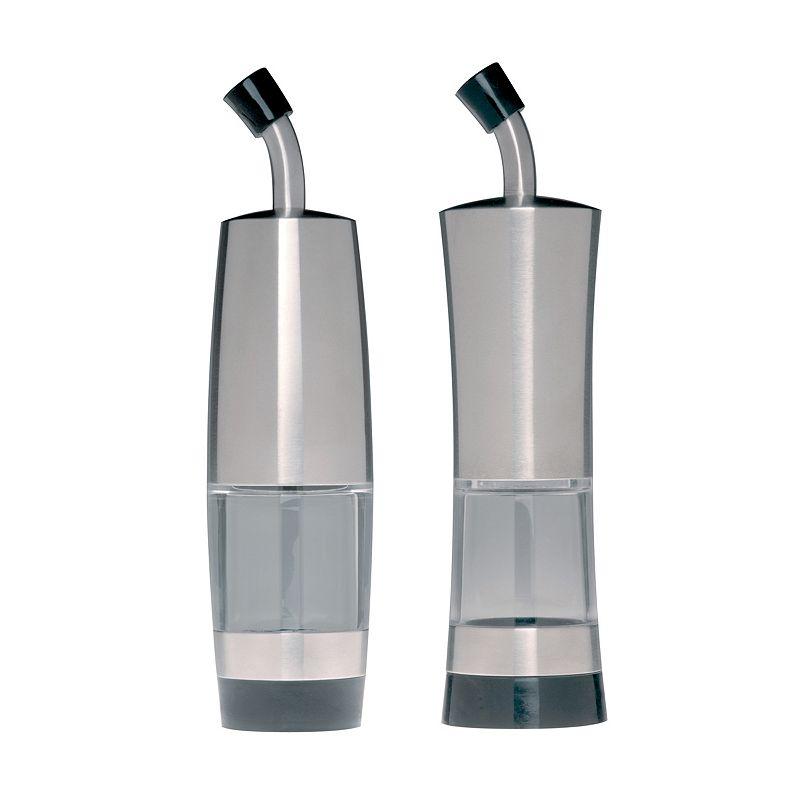 BergHOFF Geminis 2-pc. Oil & Vinegar Dispenser Set