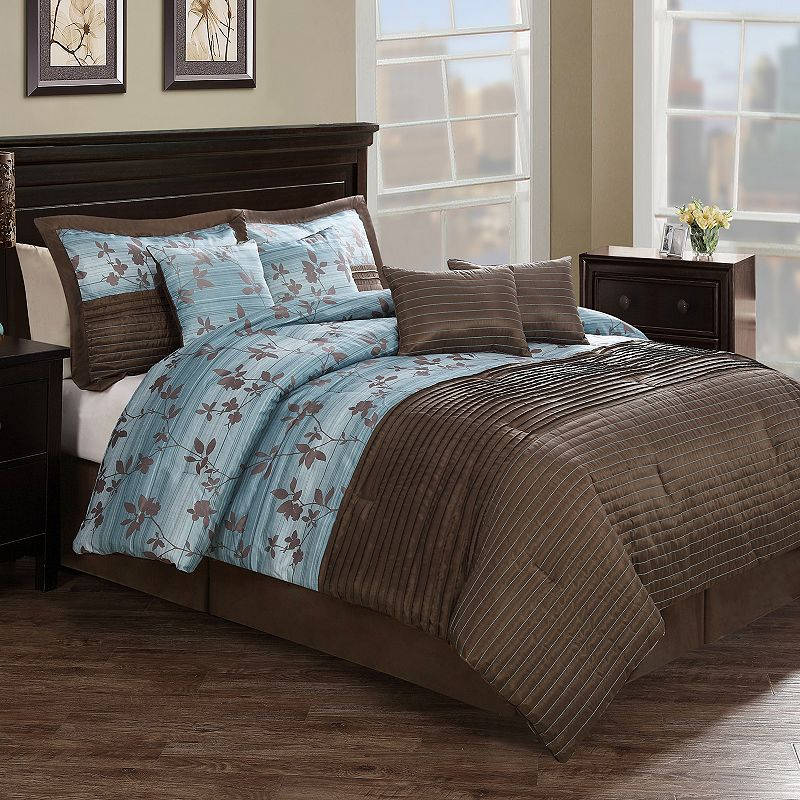 Pleat 8-pc. Comforter Set