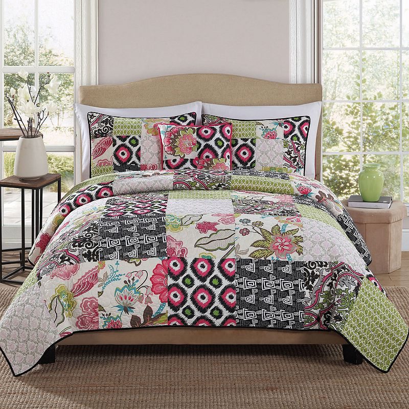 Gypsy Block Quilt Set