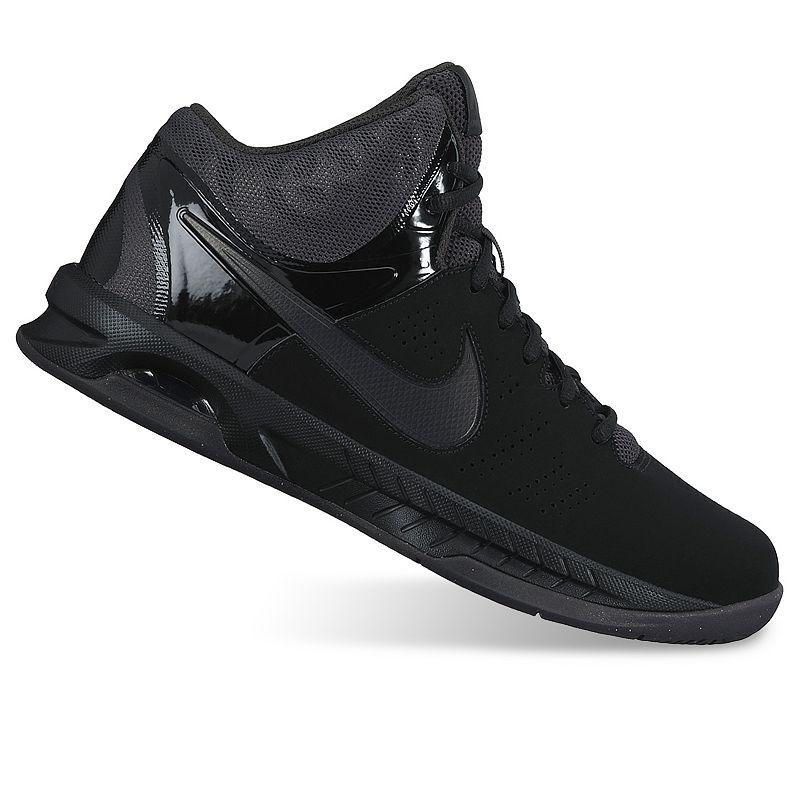 Nike Air Visi VI Men's Nubuck Basketball Shoes
