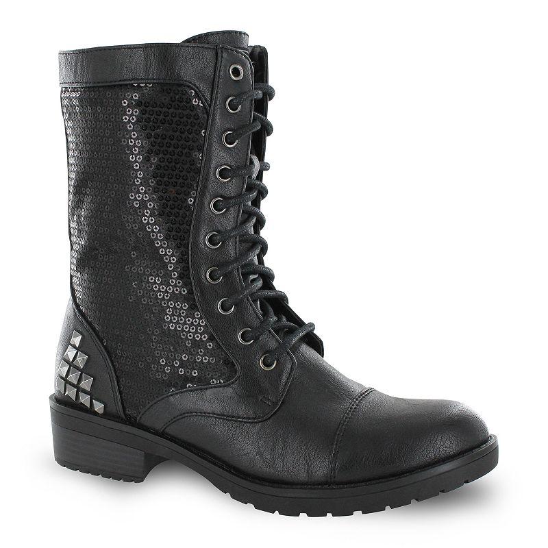 Gotta Flurt Swag HD Women's Combat Boots