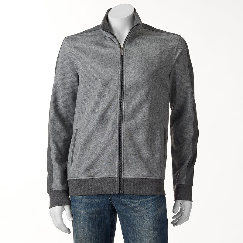 Men's Apt. 9® Modern-Fit Colorblock Full-Zip Jacket