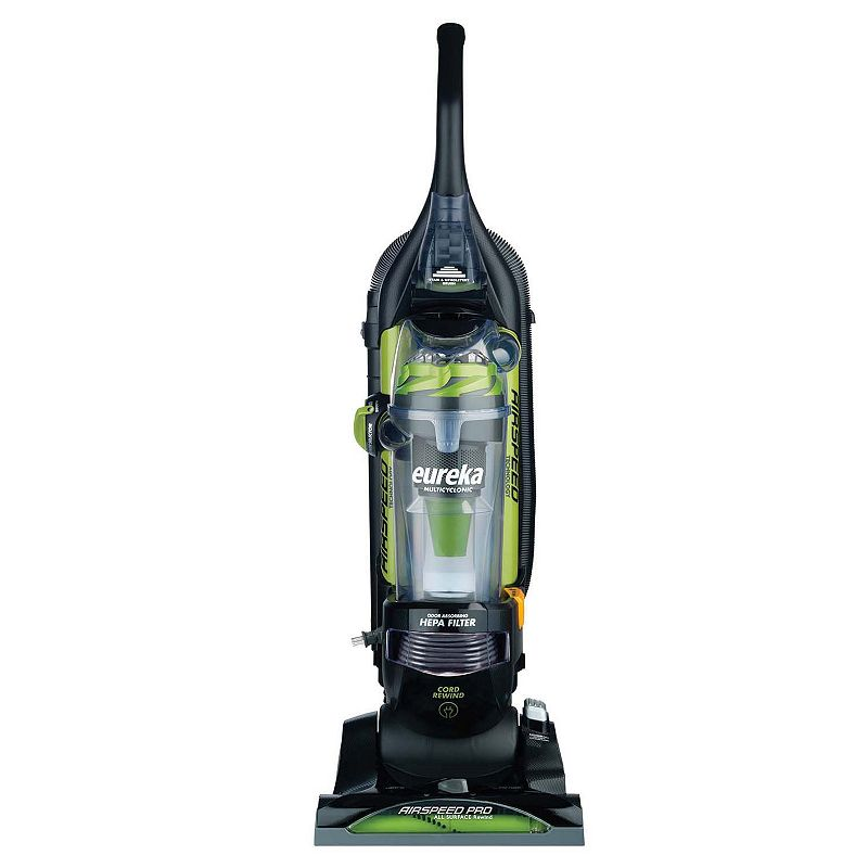Eureka AirSpeed PRO All-Surface Rewind Upright Bagless Vacuum
