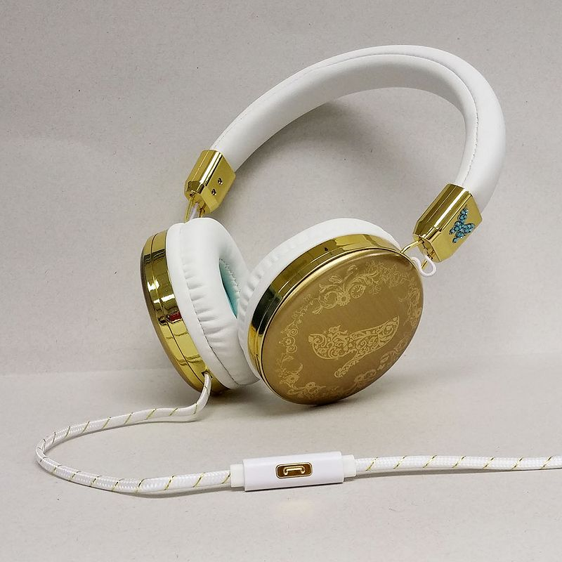 Disney's Cinderella Fashion Over-Ear Headphones
