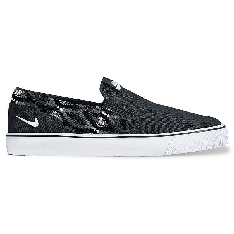 Nike Toki Men's Printed Slip-On Sneakers