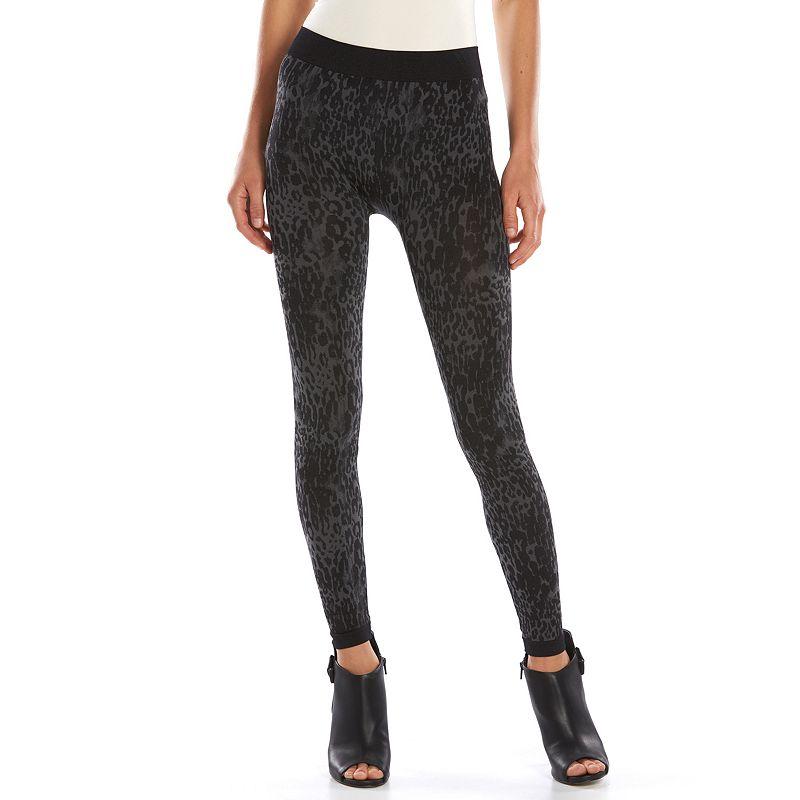 Women's Apt. 9® Seamless Capri Leggings