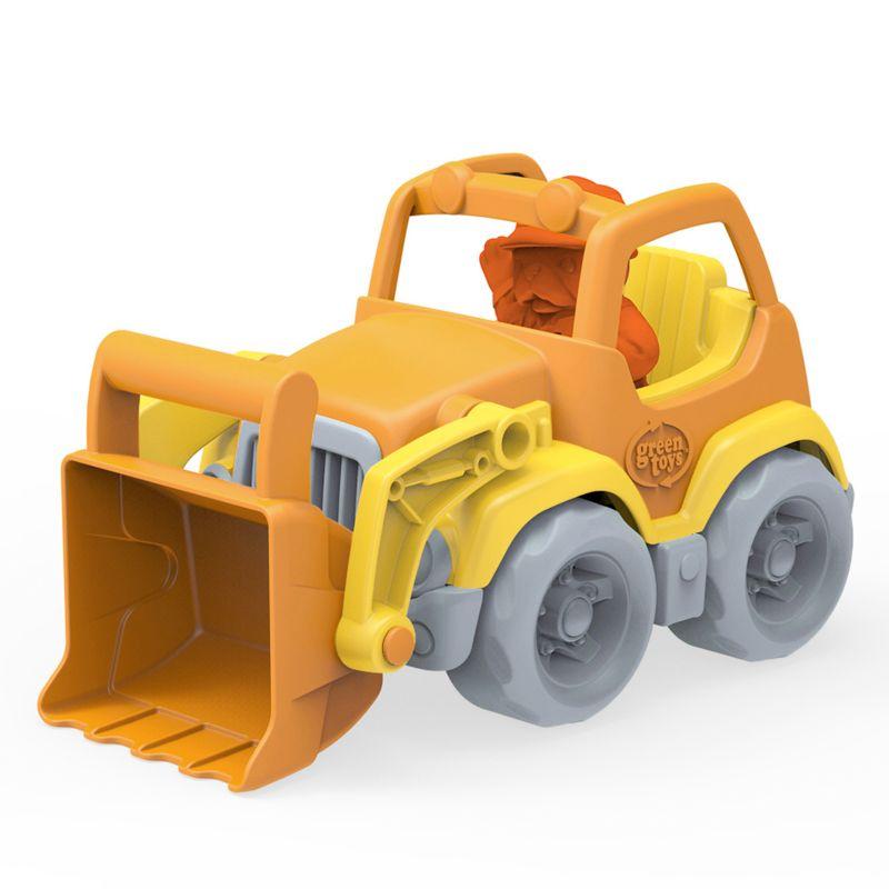 Green Toys Scooper Construction Truck, Multicolor thumbnail