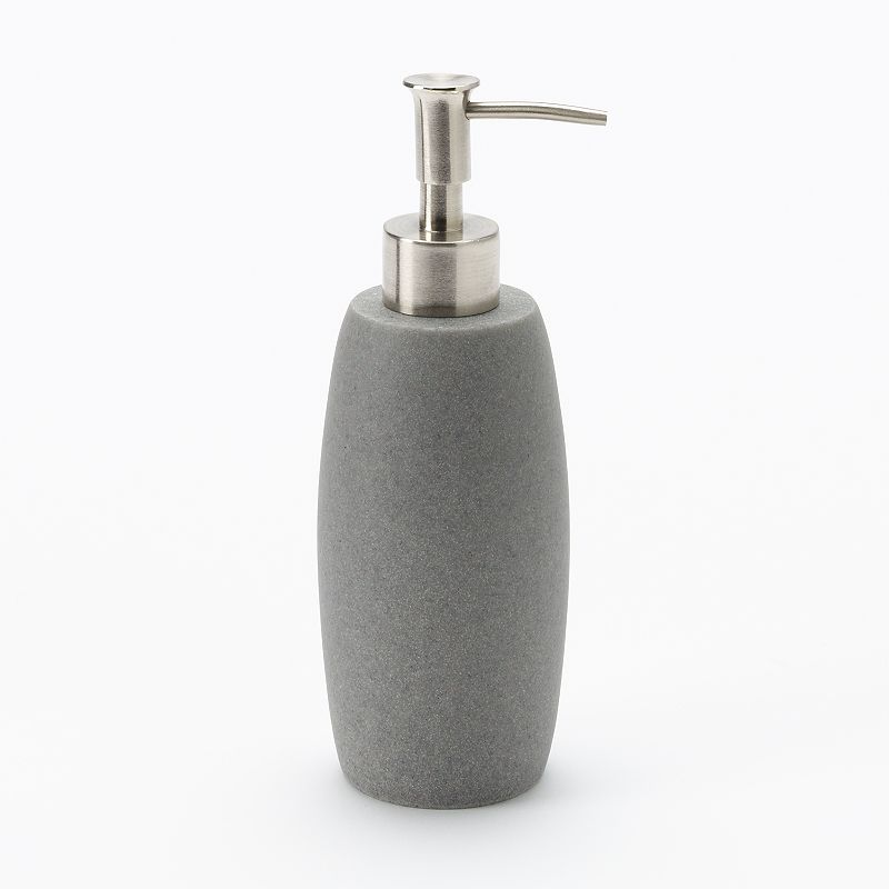 Home Classics® Gray Resin Lotion Pump