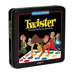 Winning Solutions Twister Board Game with Nostalgia Edition Game Tin by