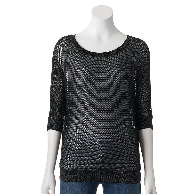 Women's Apt. 9® Dolman Crewneck Sweater