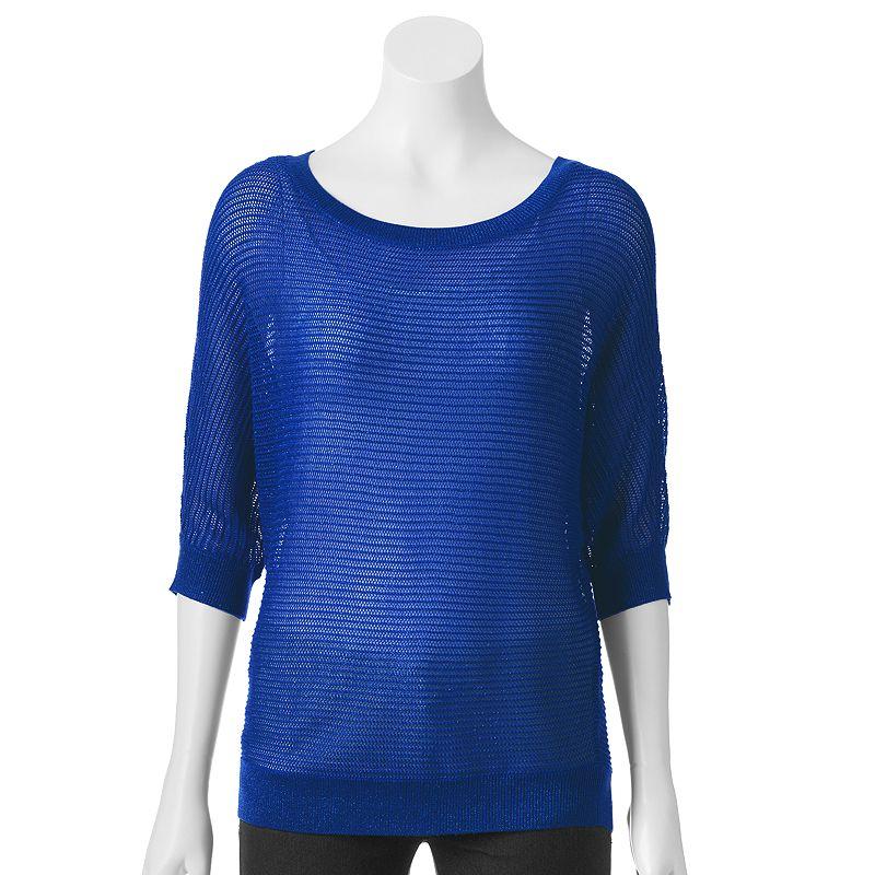 Women's Apt. 9® Dolman Crewneck Sweater