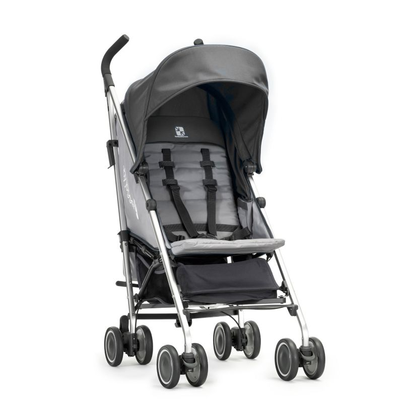 Baby Jogger Vue Lite Single Stroller, Grey