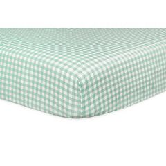 Babyletto Tulip Garden Fitted Crib Sheet by