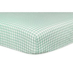 Babyletto Tulip Garden Fitted Mini Crib Sheet by