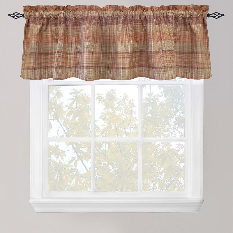 Park B. Smith Sumatra Straight Valance - 60'' x 14''