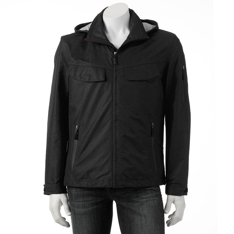 FOG by London Fog Soft Shell Hipster Jacket - Men