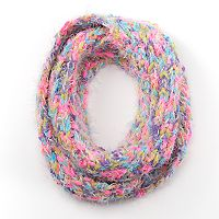 Girls SO® Space-Dyed Infinity Scarf