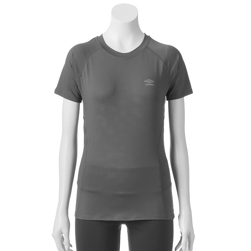 Umbro Scoopneck Workout Tee - Women's