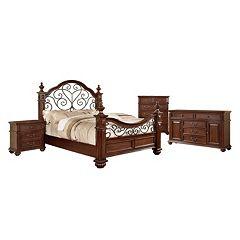 Venetian Worldwide Landaluce 5-piece Bedroom Set by