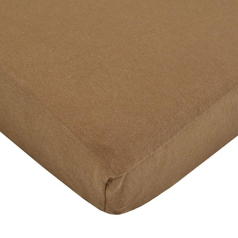 TL Care Supreme Jersey Crib Sheet