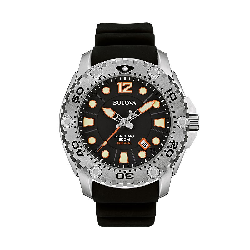 Bulova Men's Sea King Watch - 96B228