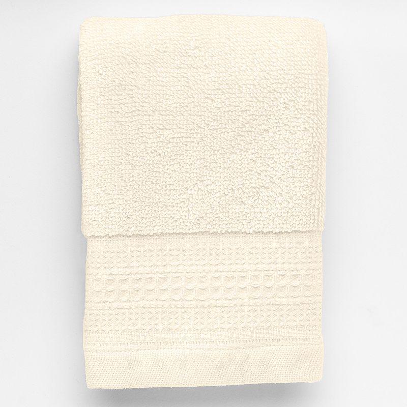 LC Lauren Conrad Cosmetic Friendly Solid Washcloth