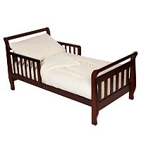 TL Care 4-pc. Minky Dot Chenille Toddler Bedding Set