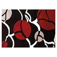 United Weavers Cristall Colada Abstract Rug