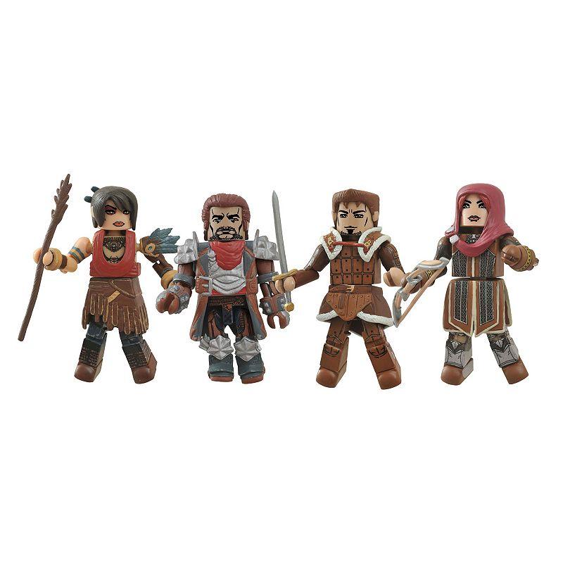 Dragon Age Minimates Box Set by Diamond Select Toys