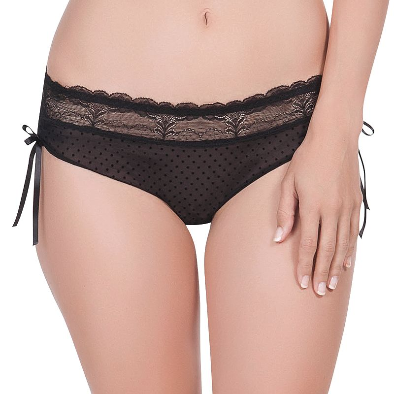 Women's Affinitas Nelly Thong Panty A1064