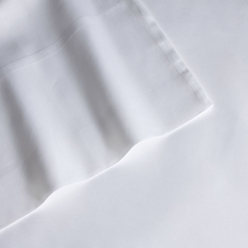 Sealy 300-Thread Count Sateen Deep-Pocket Sheets