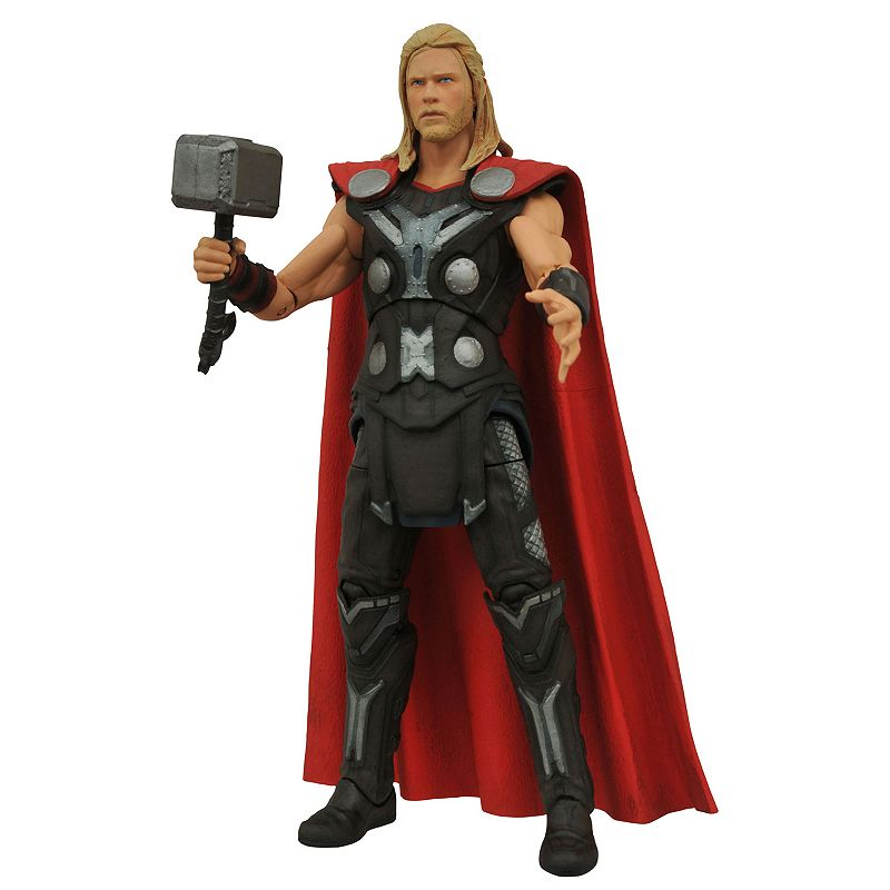 Marvel Avengers: Age Of Ultron Thor Action Figure by Diamond Select Toys