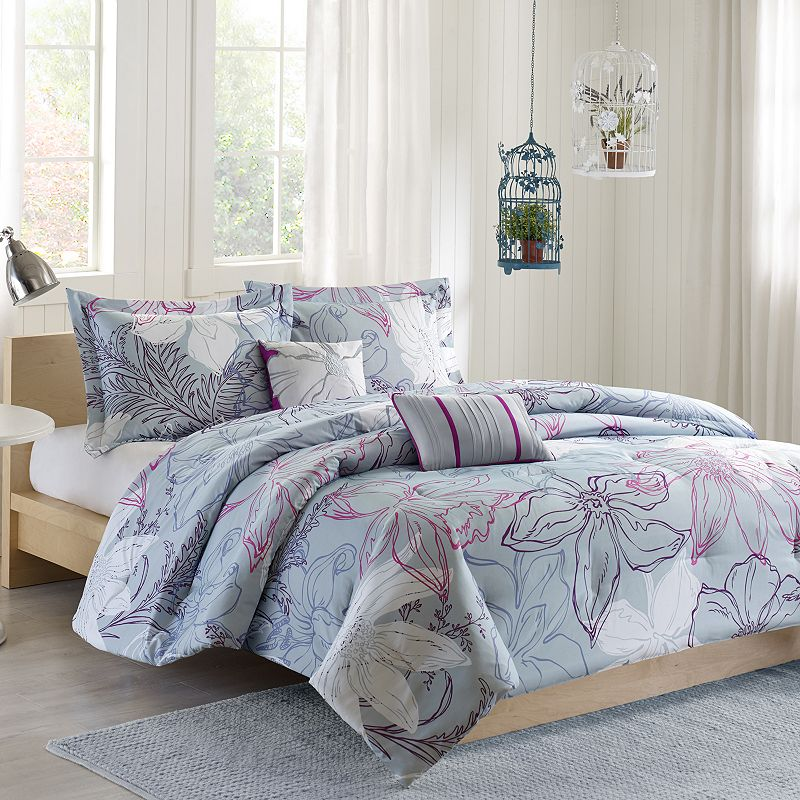 Intelligent Design Athos Comforter Set