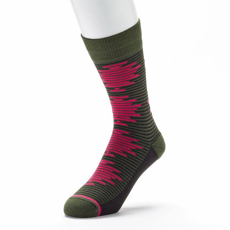 Men's adidas NEO Striped Knit Crew Socks