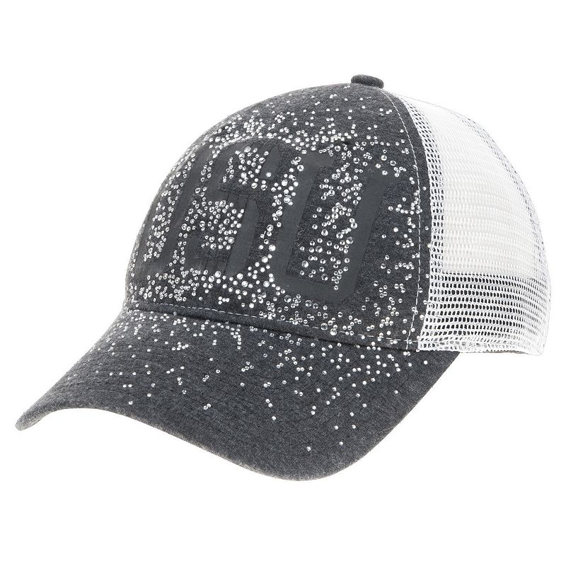 Adult Ohio State Buckeyes Frosted Mesh-Back Cap