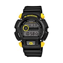 Casio Men's G-Shock Digital Chronograph Watch DW9052-1C9CR