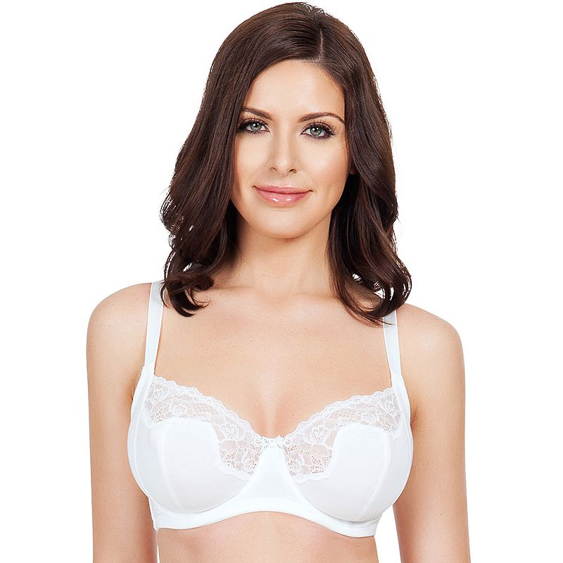 Parfait by Affinitas Bra: Tess Unlined Full-Figure Bra P5022 - Women's