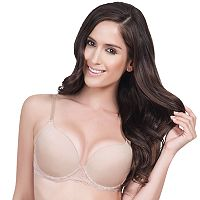 Affinitas Bra: Nicole T-Shirt Push-Up Bra 131 - Women's