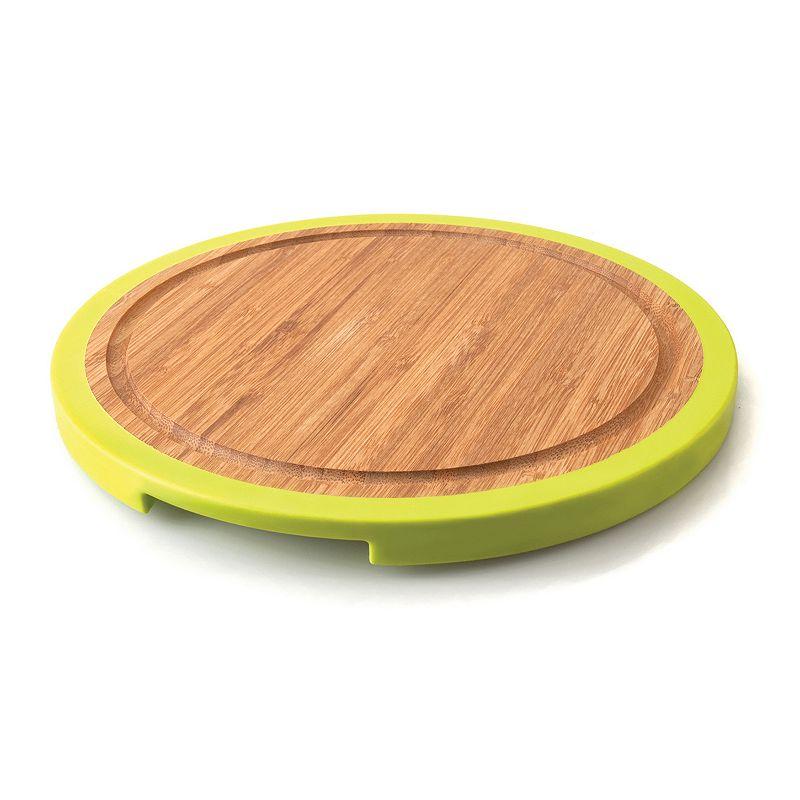 BergHOFF Studio Bamboo 10-in. Round Chopping Board