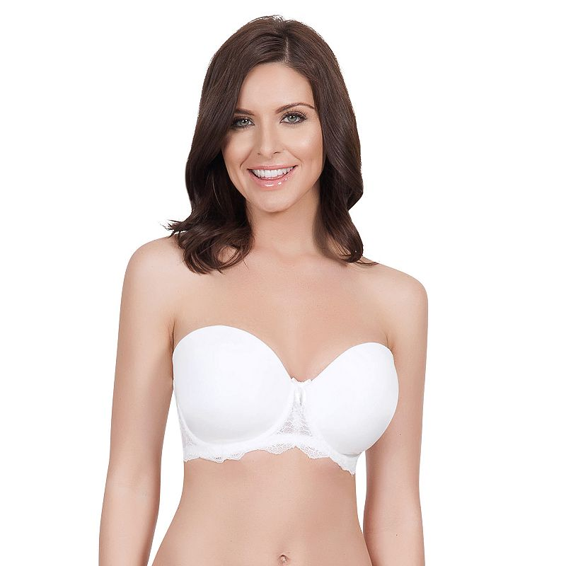 Parfait by Affinitas Bra: Elissa Full-Figure Convertible Strapless Contour Bra P5011 - Women's