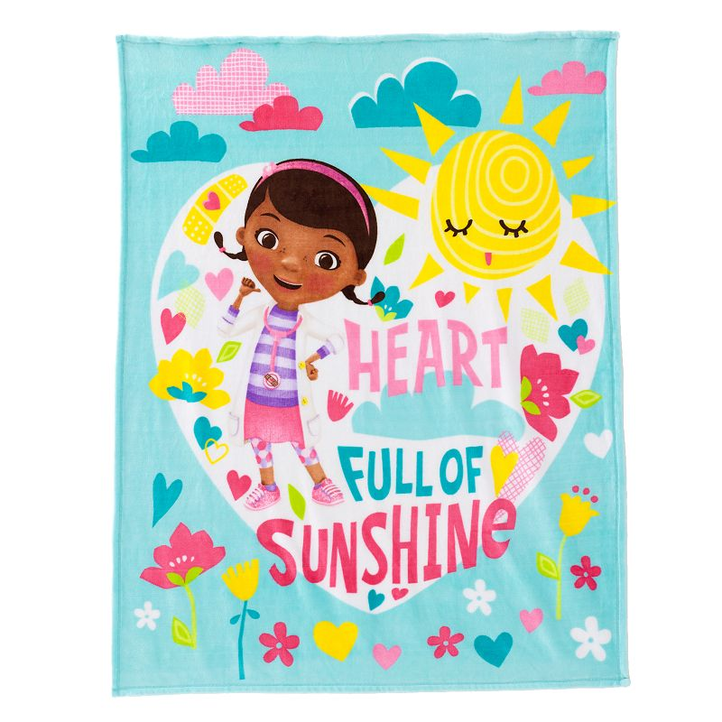 Disney's Doc McStuffins Plush Throw by Jumping Beans®